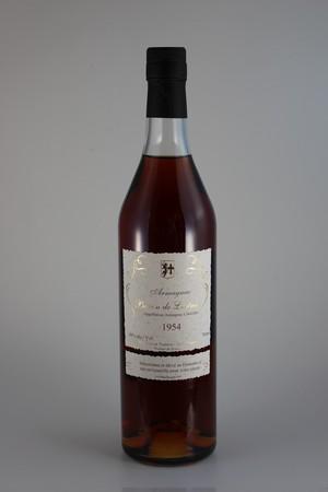 Baron De Lustrac Armagnac 1954