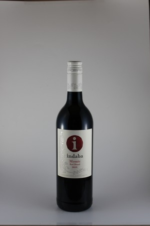 Indaba Mosaic Red Blend 2015