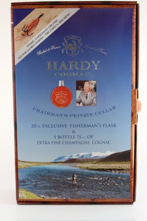 Hardy Chairman's Private Cellar Fisherman's Box