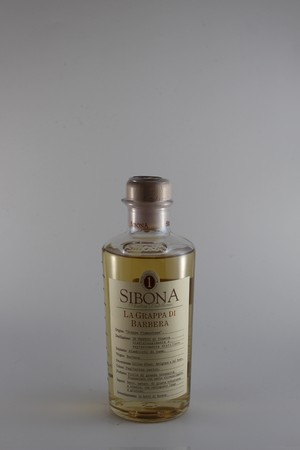 Sibona Grappa di Barbera (500ml) Image