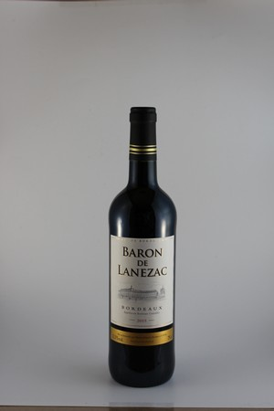 Baron De Lanezac Bordeaux Red