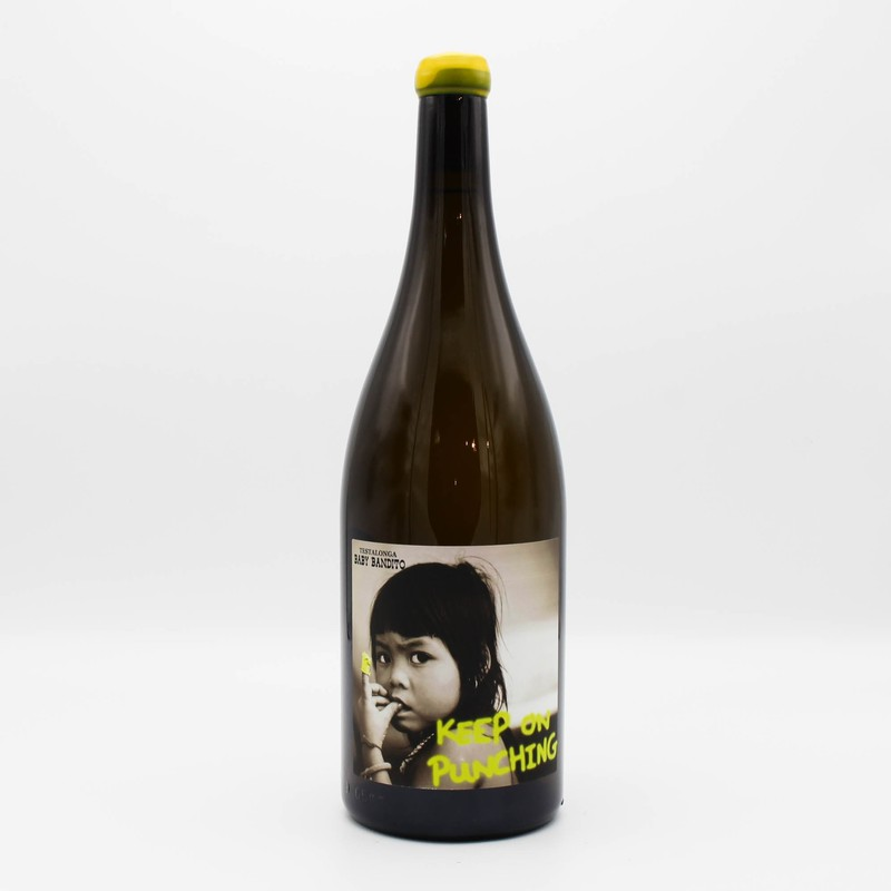 Testalonga Baby Bandito Keep on Punching Chenin Blanc Magnum