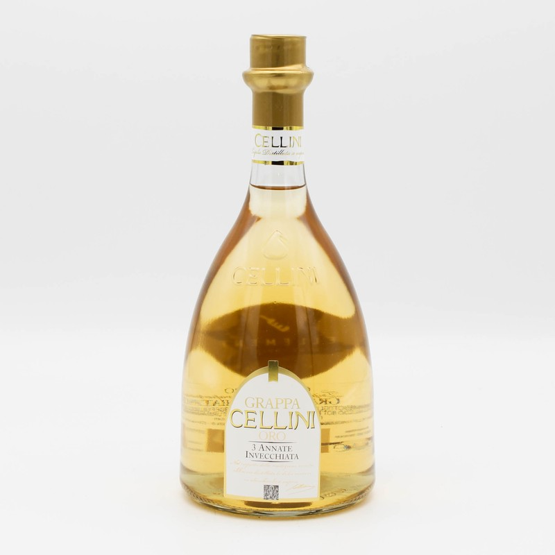 Bottega Cellini Grappa Oro