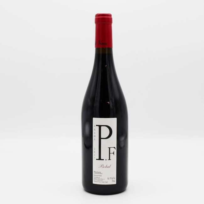Bodegas Ponce Pie Franco Bobal
