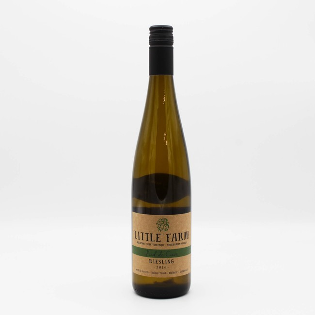 Little Farm Pied de Cuve Riesling