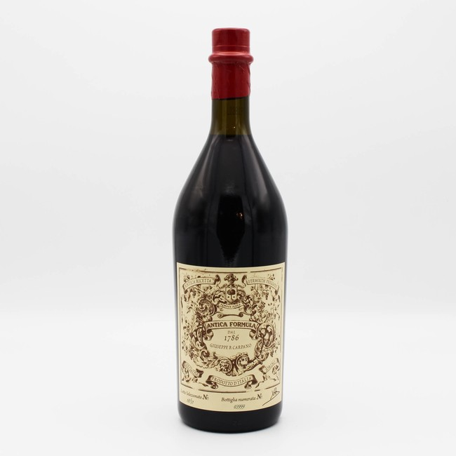 Carpano Antica Formula Red Vermouth (1L)