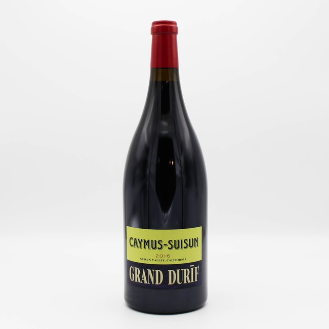 Caymus-Suisun Grand Durif Magnum