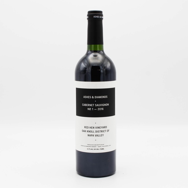 Ashes & Diamonds Red Hen No. 1 Cabernet Sauvignon